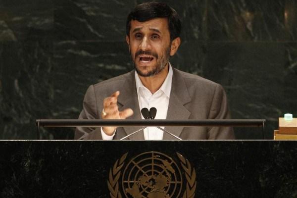 Ahmadinedžad