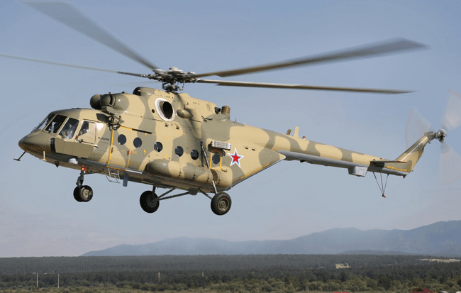 MI-17-helicpoter