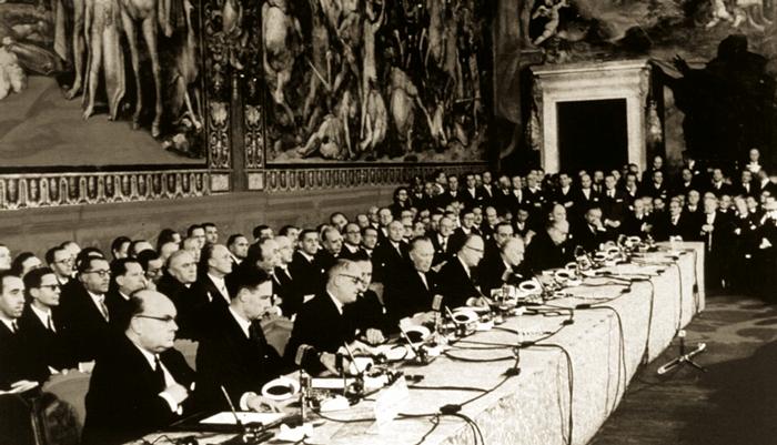 potpisivanje-sporazuma-u-Rimu 1957.