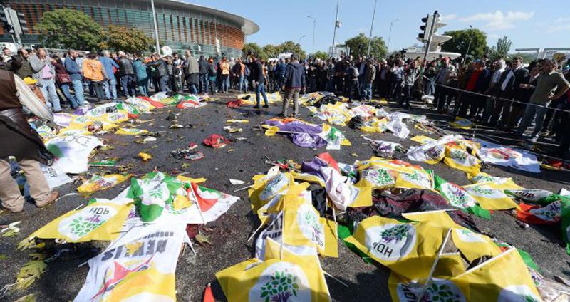 teroristički napad u Ankari
