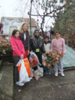 Svetlana sa decom