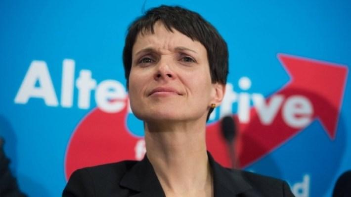 USPON EKSTREMNE DESNICA U NEMAČKOJ - Frauke Petri