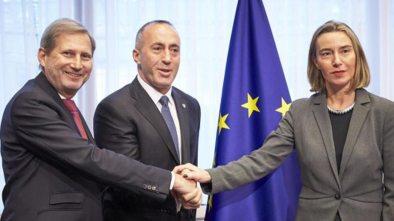 KOSOVO, BRISEL, RUSIJA I VLAST