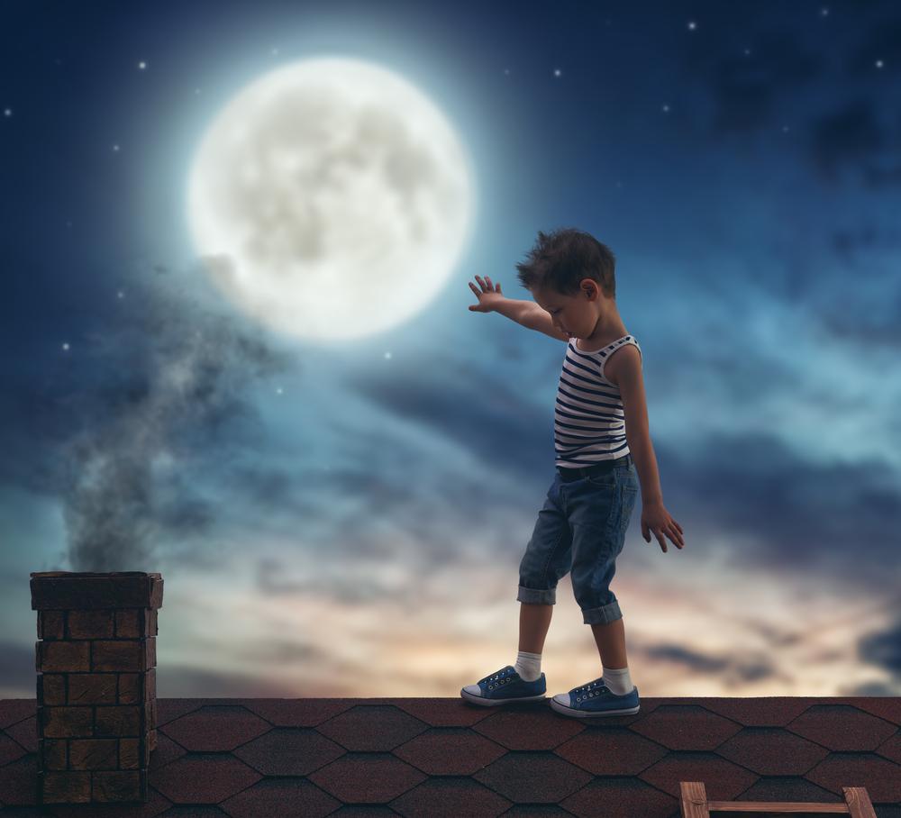 Sömnvandring hos barn