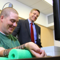 New Technology Allows Quadriplegic to Move Hand