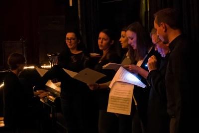 Novonastali slovenski pevski zbor na Nizozemskem (foto: Keimpe Dijkstra)