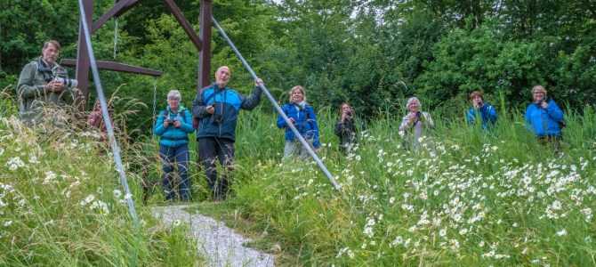 Leidschenveense Fotoclub houdt clubavond in de Natuurtuin