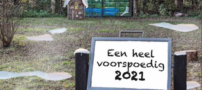 Het bestuur van de Stichting Vrienden van de Natuur- en Landschappentuin Zoetermeer