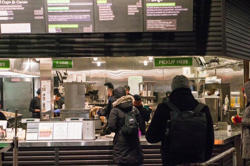 Shake Shack in Downtown Brooklyn