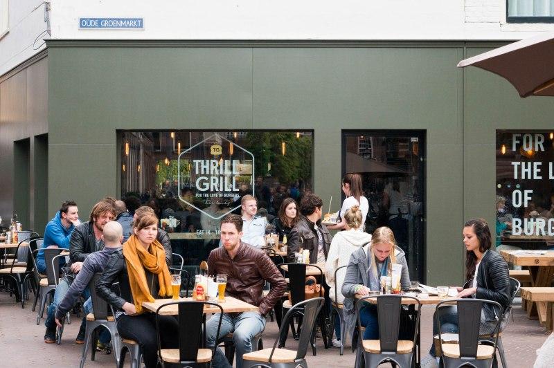 Thrill Grill in Haarlem