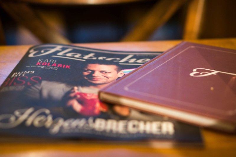 Het magazine van Flatschers