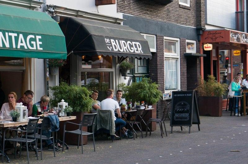 De Burger in Eindhoven
