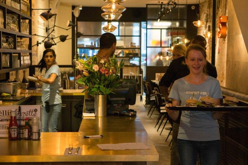 Ellis Gourmet Burger in Utrecht