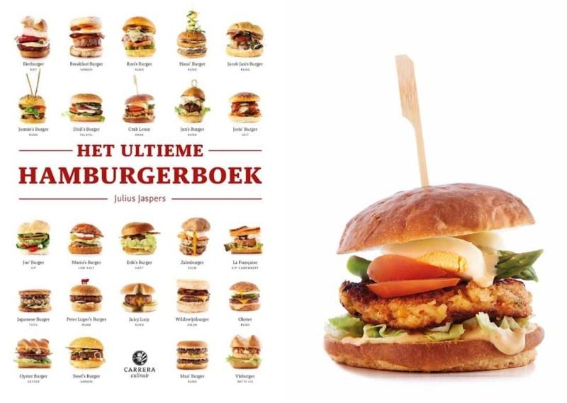 Het ultieme Hamburgerboek Julius Jaspers