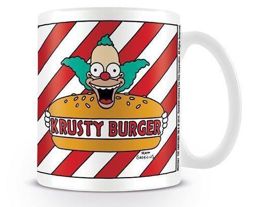Krusty Burger mok
