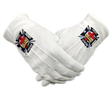 Knights Templar Handschoenen 2