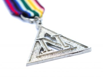 Borstjuweel Royal Ark Mariner Commandeur RAM nederlandse regalia maçonniek Vrijmetselarij Vrijmetselaarswinkel Loge