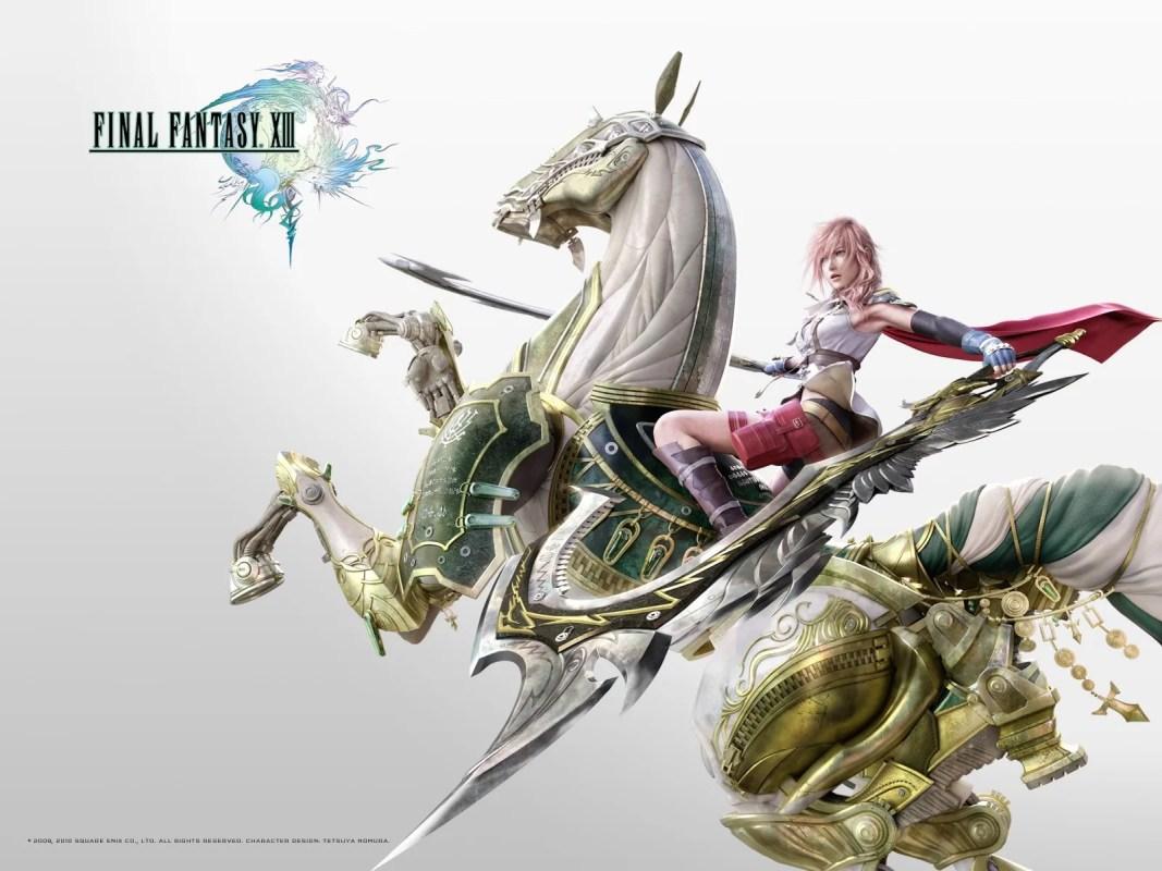 Lightning Final Fantasy XIII