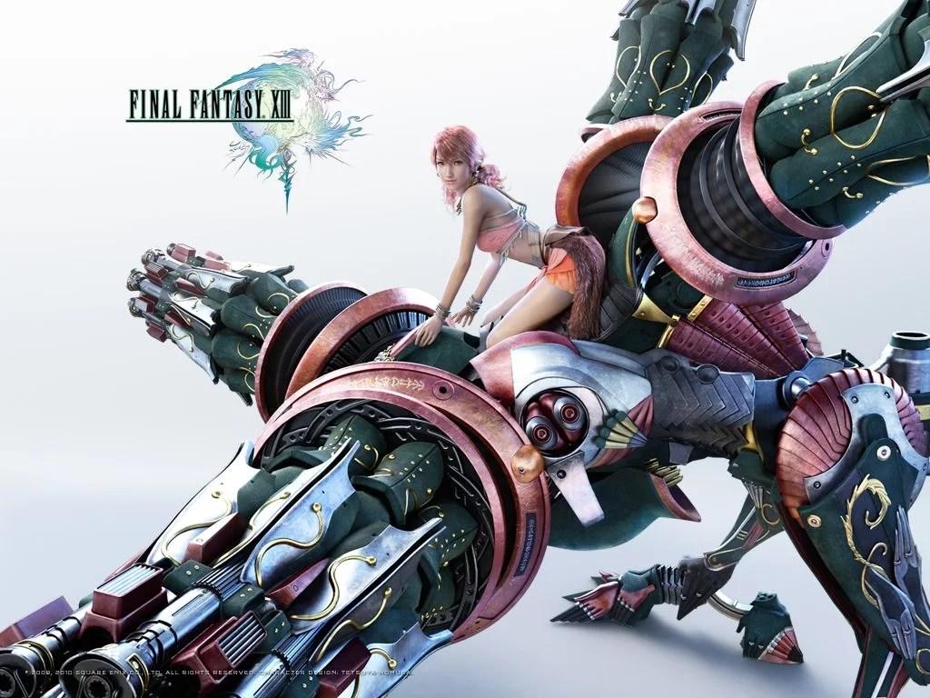 Vanille Final Fantasy XIII