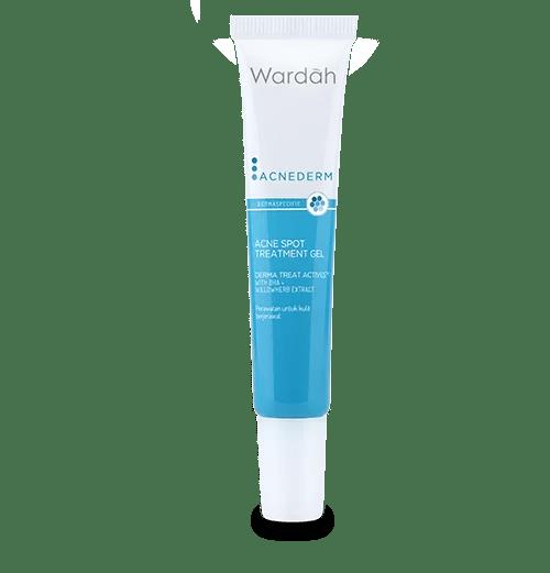 Wardah Acnederm Acne Spot Treatment Gel