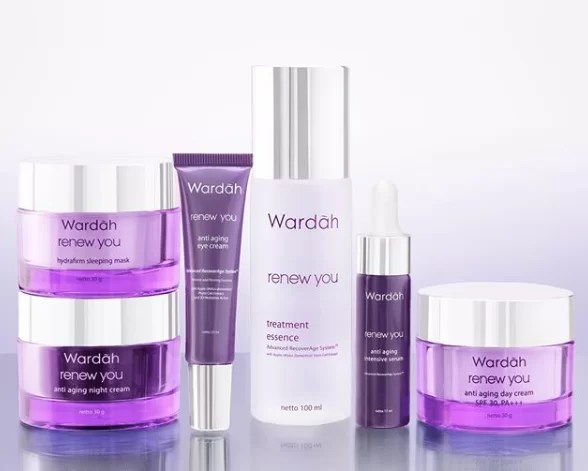 Wardah Renew You Range
