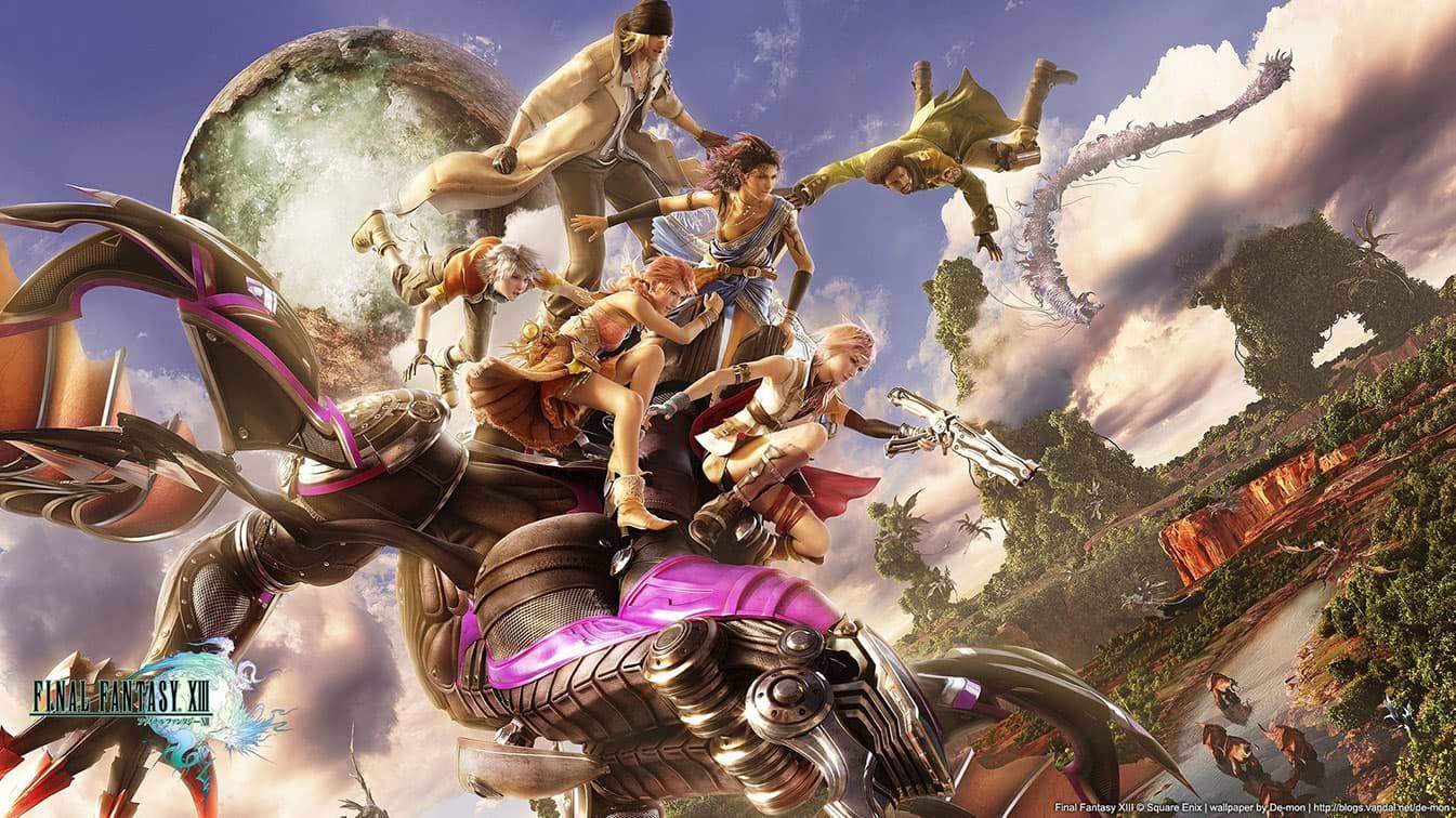 Final Fantasy XIII Gran Pulse