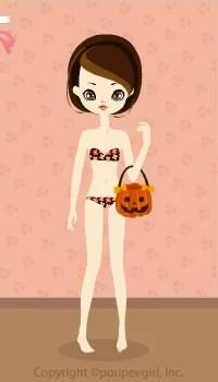 Pumpkin bag / 09J