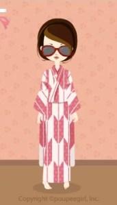 Kimono-arrows / 10A