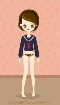 Sailor tops / 09D