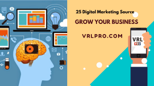 25 web marketing strategies to get exponential Digital Growth