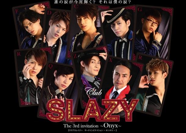 <Source:CLUB SLAZY Official Website>