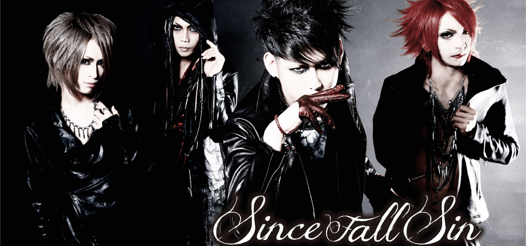 <Source:Since Fall Sin Official Website>
