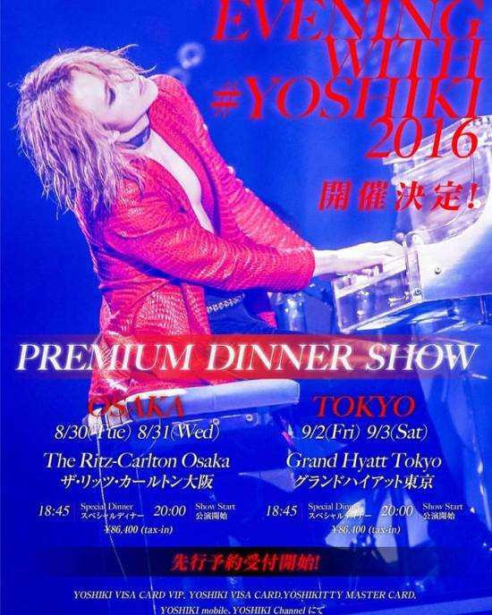 <Source:YOSHIKI Official Website>