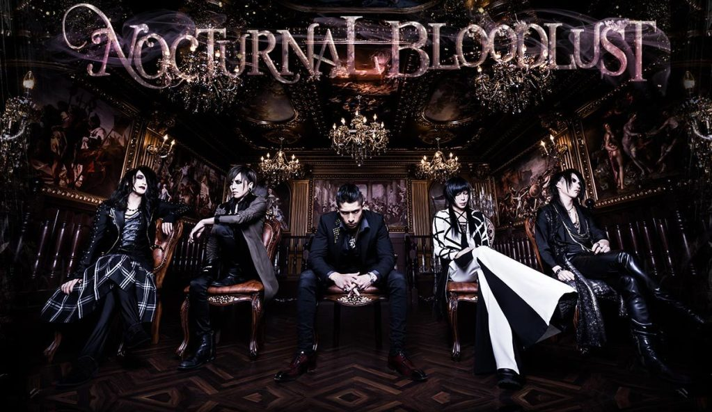 <Source:NOCTURNAL BLOODLUST Official>