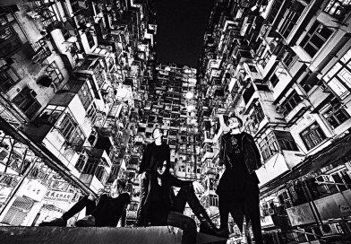 DALLE推新作《終わる世界とさよならヘヴンリー. EP》 新造型照香港拍攝