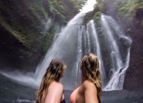 Tiu Kelep Senaru Waterfall