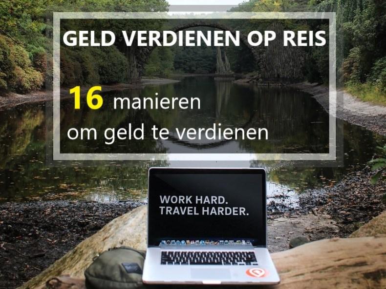 geld verdienen op reis