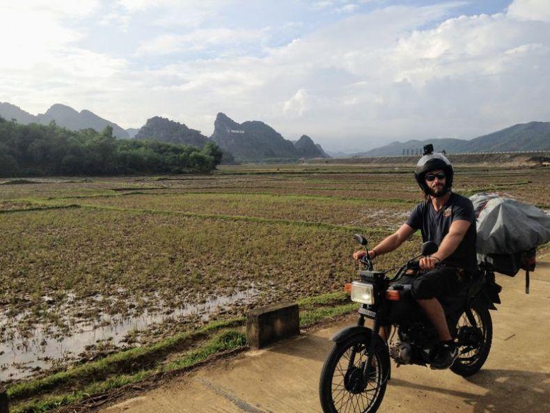 motor kopen Vietnam