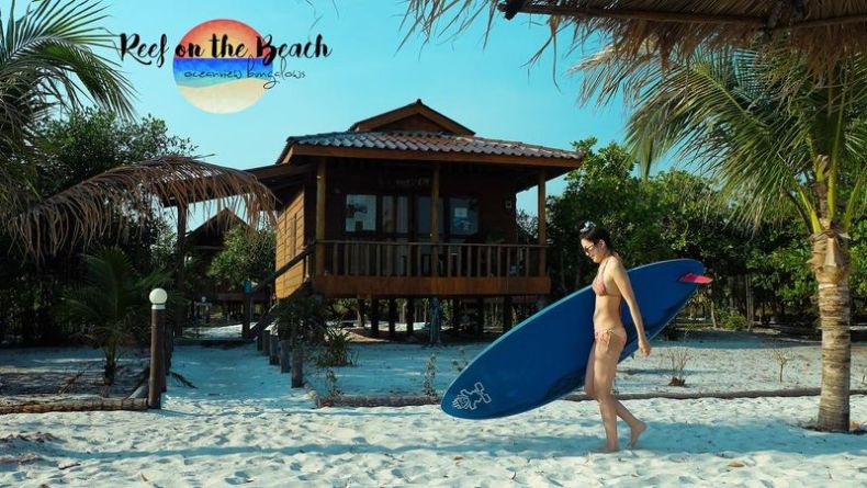 Hotels Hostels Koh Rong