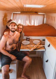 wonen en werken in een camper