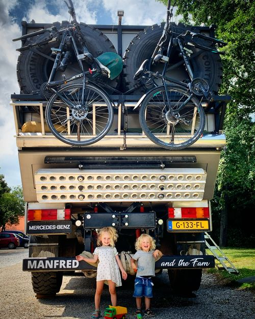 Reisverhaal: Manfred and the Fam