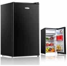 normale huis koelkast camper