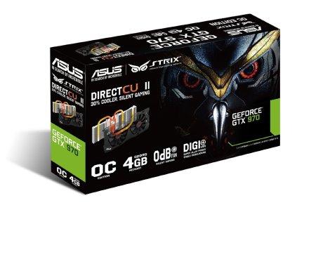 ASUS STRIX GeForce GTX 970 Overclocked
