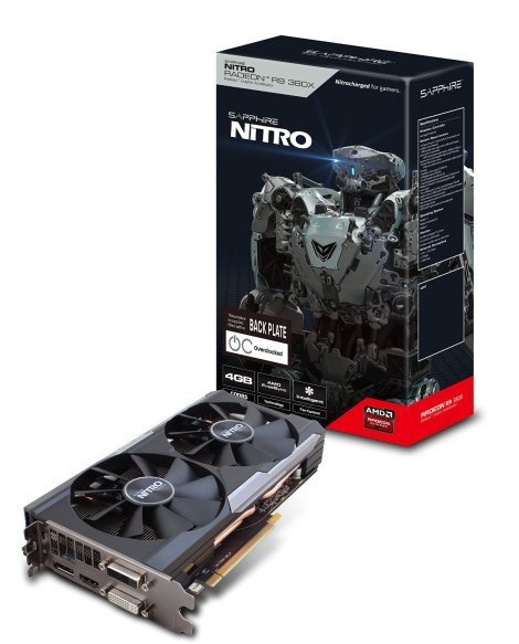 Sapphire Radeon NITRO R9 380X
