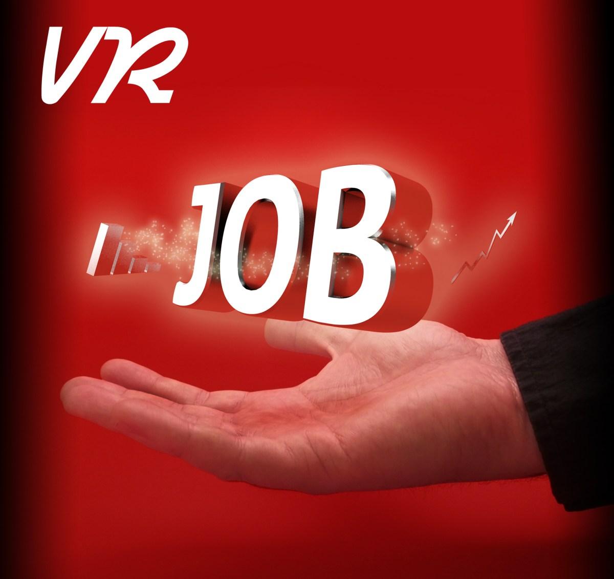 Job Posting 3/12: Oculus Rift VR Testing Positions!