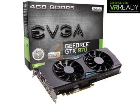EVGA GeForce GTX 970 DirectX 12