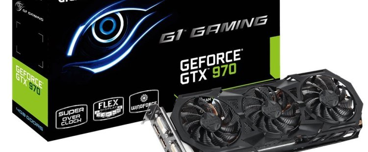 Deal Alert: VR Compatible Gigabyte GeForce GTX 970 G1 Gaming Video Graphics Card at All-Time Low