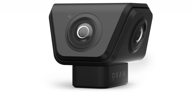 Orah 4i: 360 Video Camera, 4k Live Steaming