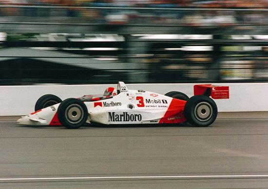 1991 - 4ª vitória de Rick Mears