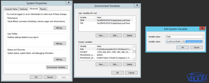 HyperCloud PoSH Screenshot 0